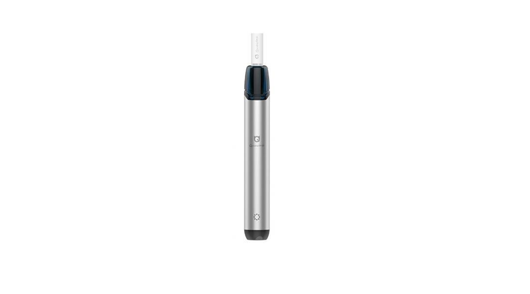 Quawins Vstick Pro 400 mAh Refillable Pod Kit Silver