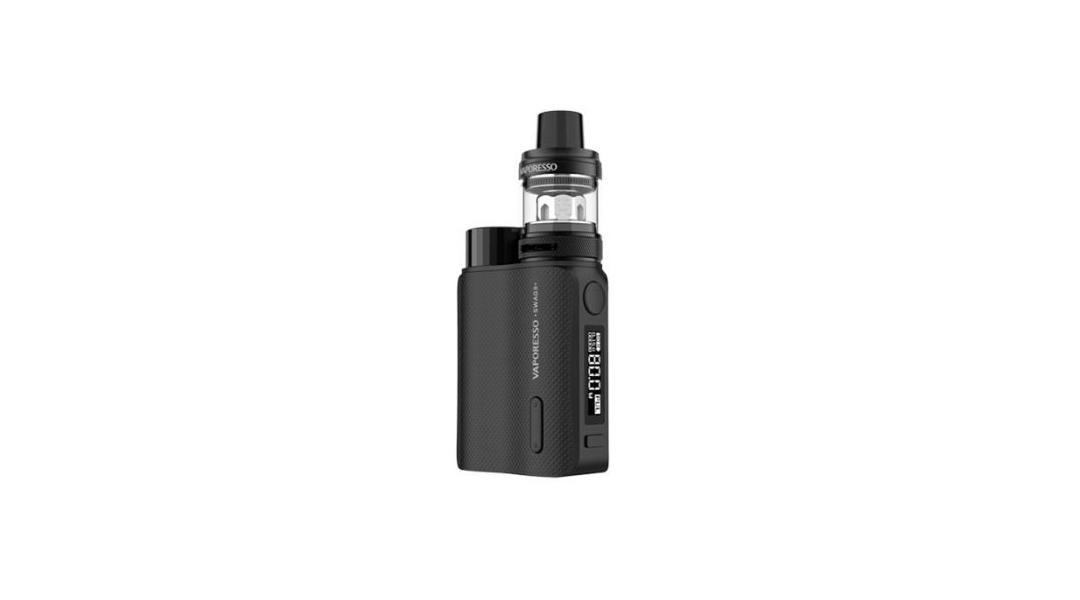 Vaporesso Swag II 80w 18650 Box Mod Vape Kit In Black