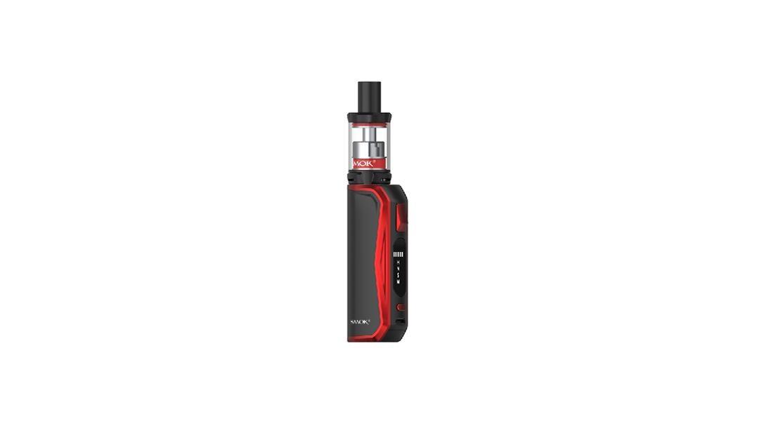 Smok Priv N19 1200 mAh Vape Starter Kit Red And Black