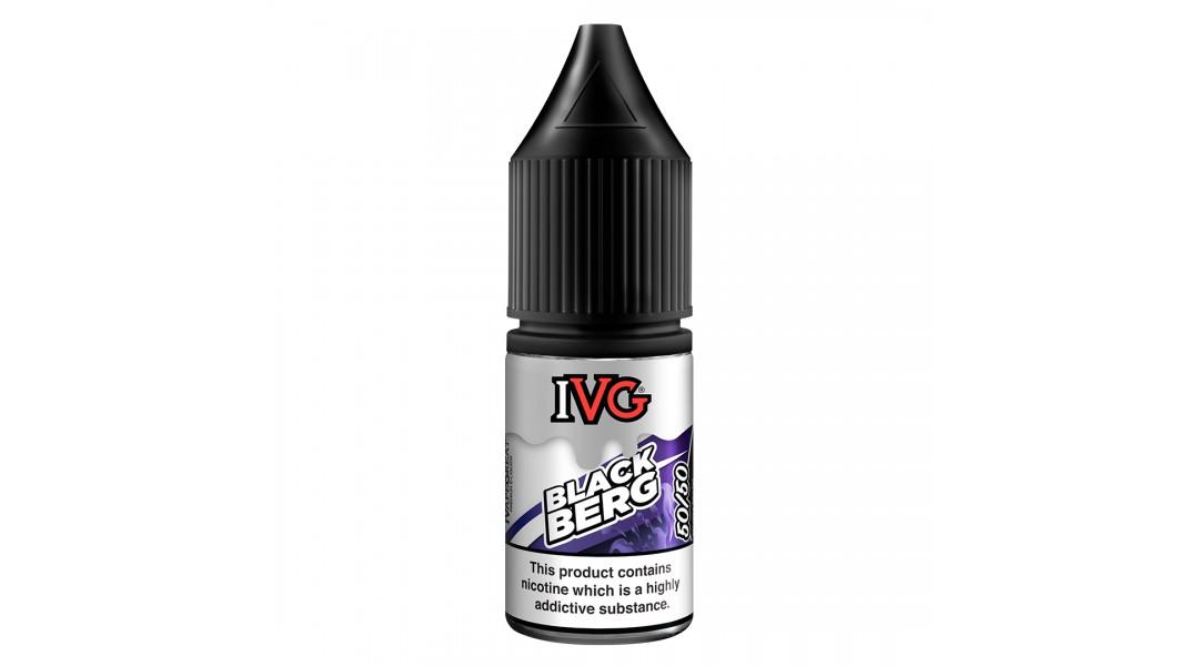 Blackberg E Liquid By IVG...