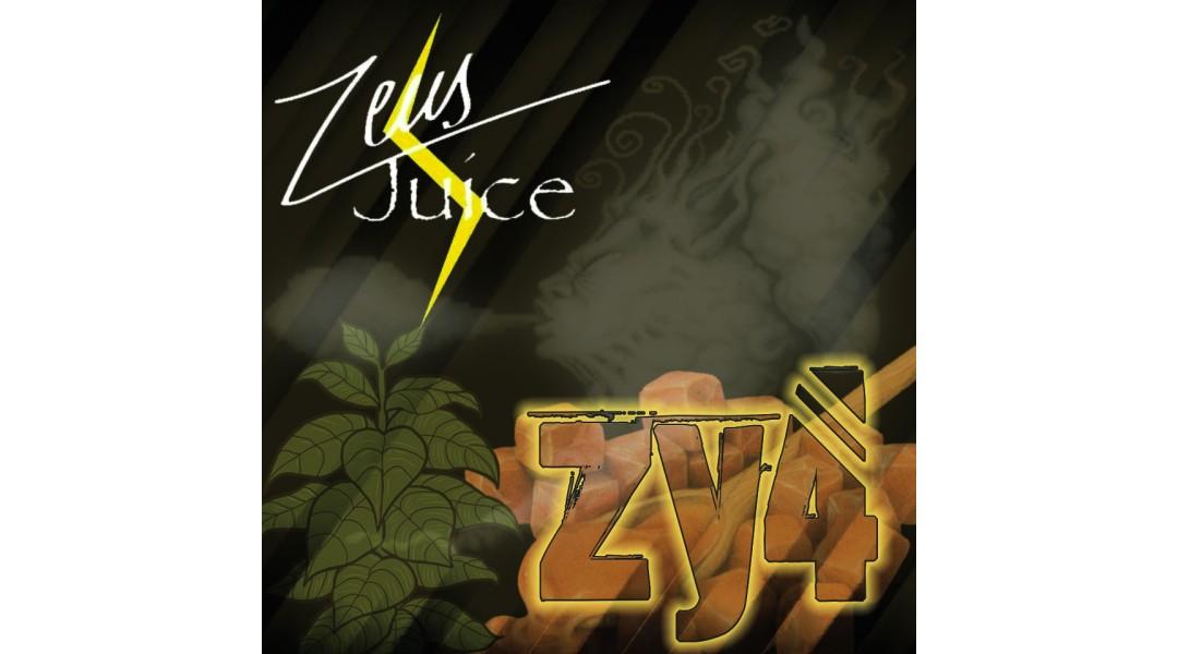 ZY4 Zeus Juice by Paul Curtis 10ml 50/50